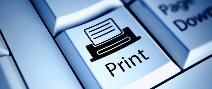 Print Job Routing