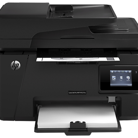 HP LaserJet Pro M127fw Multifunction Printer | Copiers Plus